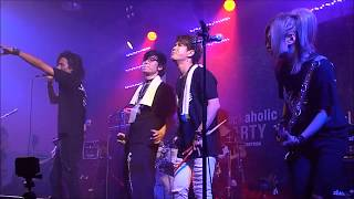 Special Session for J-Rockaholic PARTY 2017 September 23, 2017 at R...
