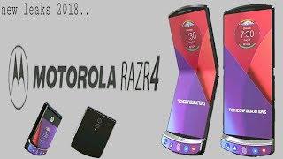 Moto RAZR 4 introduction upcoming foldable smartphone of Motorola 2018