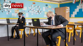 Pass or fail? Teachers in England will deliver the final exam grade for students