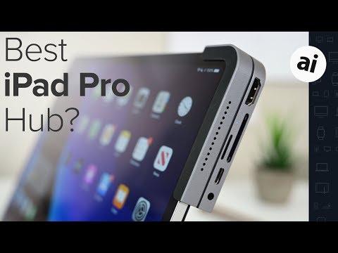 This Is The BEST IPad Pro USB-C Hub!