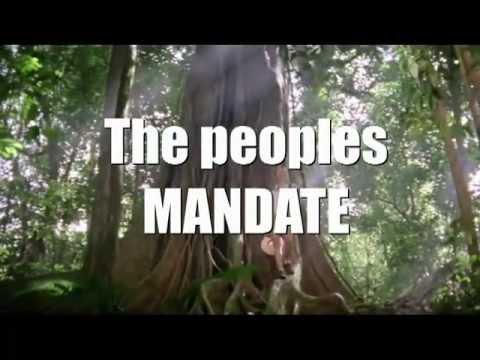 "Magna Carta Walk - Birth of ""UR AUSTRALIA"" United Rights Australia 15th June 2012"