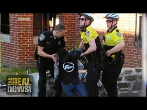 Cop Ordered to Testify Against Fellow Officers Charged with Killing  Freddie Gray