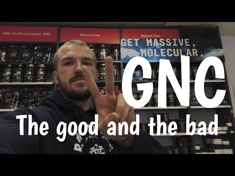 Should You Work At GNC