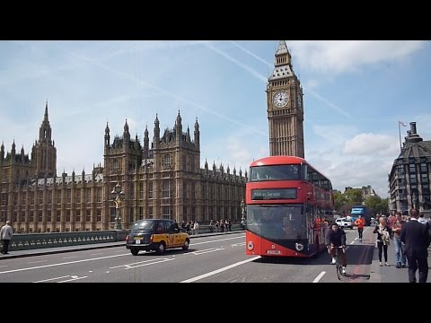 London City Bus Tour England 2015.