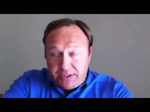 Alex Jones Show - Private FED Moves To Ban Video Proving the Federal Reserve is a Private Bank