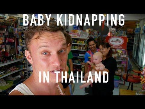 ► Thailand 2017 - Krabi - ☼  VLOG#17 - Baby kidnapped