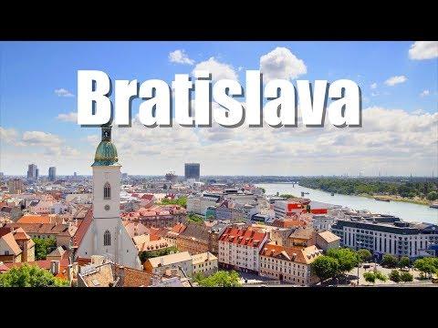 Bratislava City Tour, Slovakia - Eslovaquia