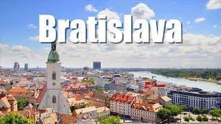 Bratislava City Tour - Guía de Bratislava. Slovakia - Eslovaquia