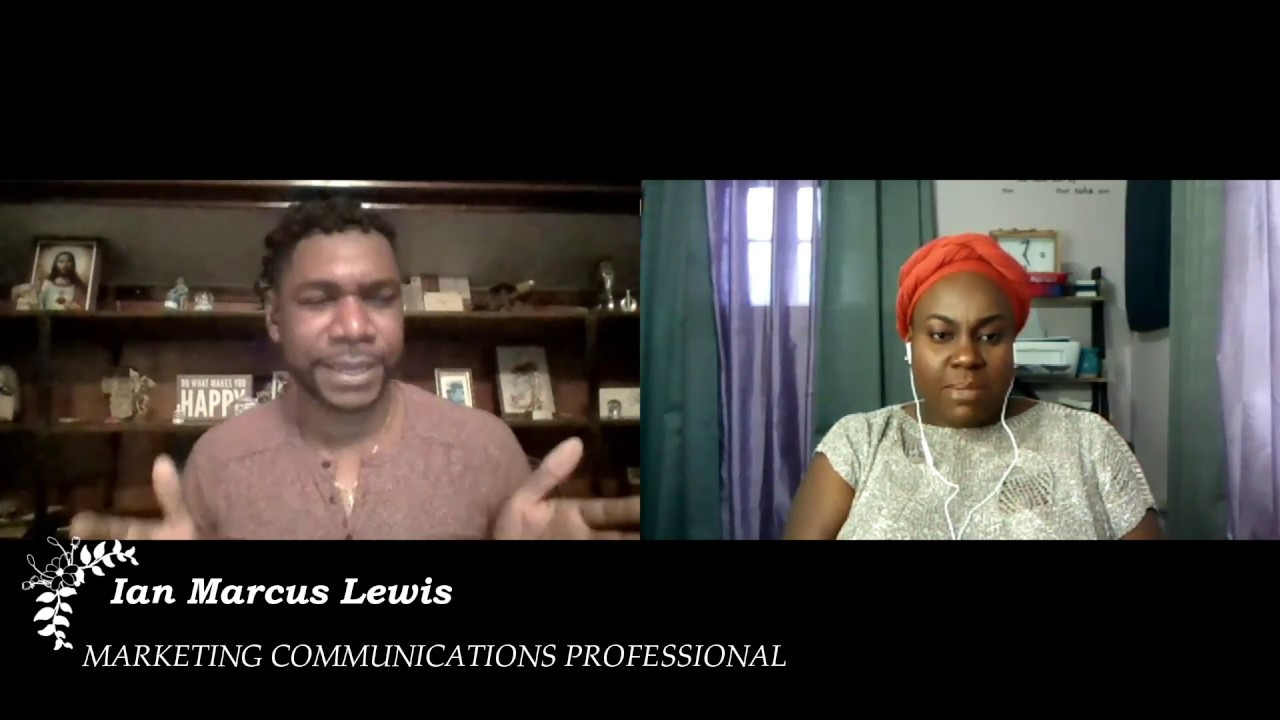 PART TWO of Marketing your Business during Covid-19 IAN MARCUS LEWIS ( Marketing Com Professional )