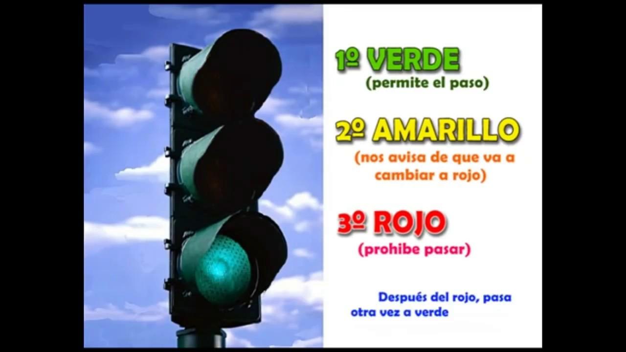 Download ¿Cómo funcionan los semáforos? ¿Qué significan las luces de los semáforos?