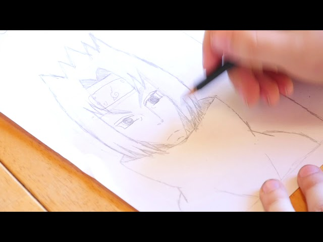 Défi 10 min, 3 min, 1 min Sasuke Uchiwa
