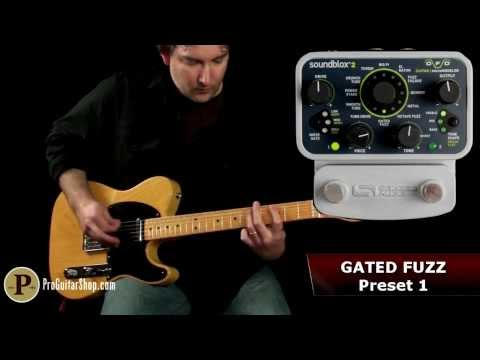 Source Audio -Soundblox 2 OFD Guitar microModeler