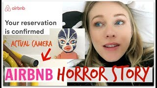 Gambar cover AIRBNB HORROR STORY! | VidCon Europe Part 1