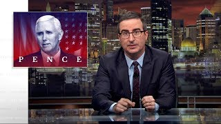 Mike Pence: Last Week Tonight with John Oliver HBO