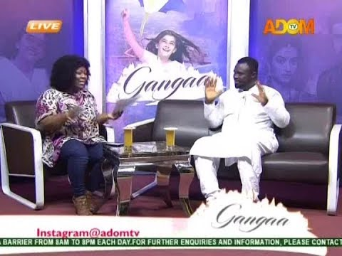 Gangaa Chat Room on Adom TV (23-10-18)