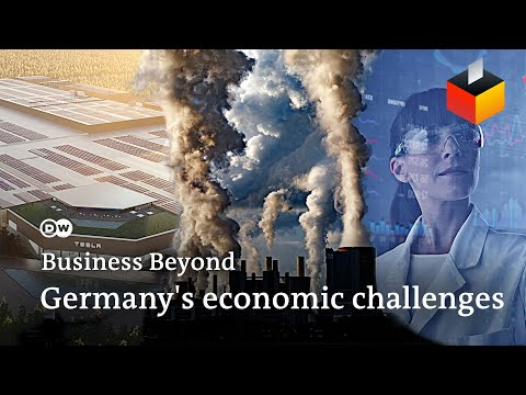 Is Germany's economic prosperity at stake? The country's top economic challenges | Business Beyond