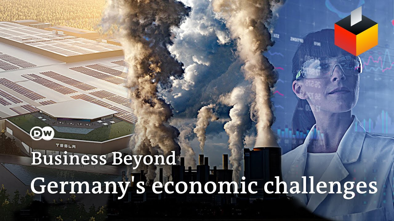 Is Germanys economic prosperity at stake The countrys top economic challenges  Business Beyond