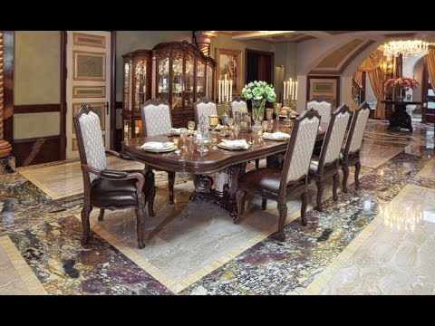 Victoria Palace Dining Room Collection by AICO Furniture