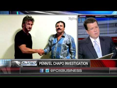 Robert Davi on Sean Penn's meeting with El Chapo