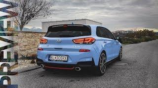 2018 Hyundai i30 N Cold Start, Revs 0 200 km h