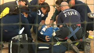 Video UCLA softball player taken off field by paramedics download MP3, 3GP, MP4, WEBM, AVI, FLV Januari 2018