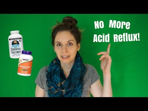 HOW TO CURE YOUR CHRONIC ACID REFLUX (FOR REAL)