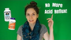 HOW I CURED MY CHRONIC ACID REFLUX (FOR REAL)