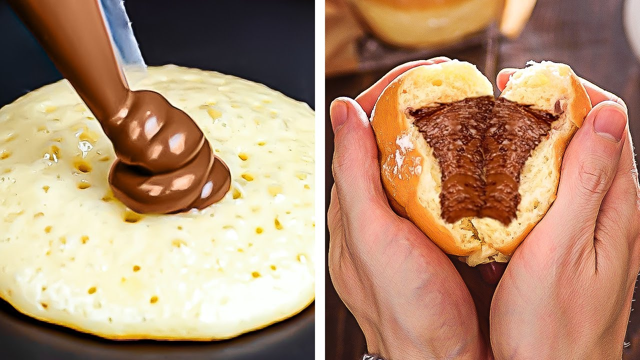 20 Quick And Tasty Snack Ideas    Amazing Pastry And Dessert Recipes You'll Love!