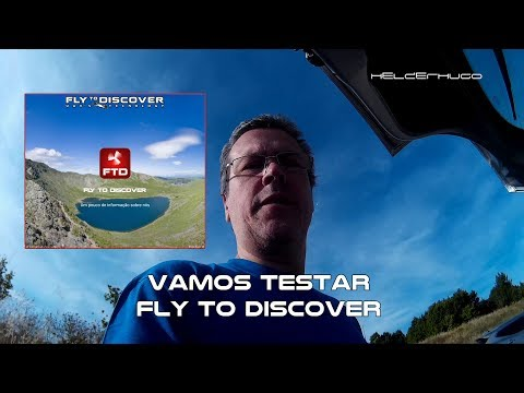Testing Android Beta Version of Fly To Discover for Parrot Bebop and Bebop 2 Drones