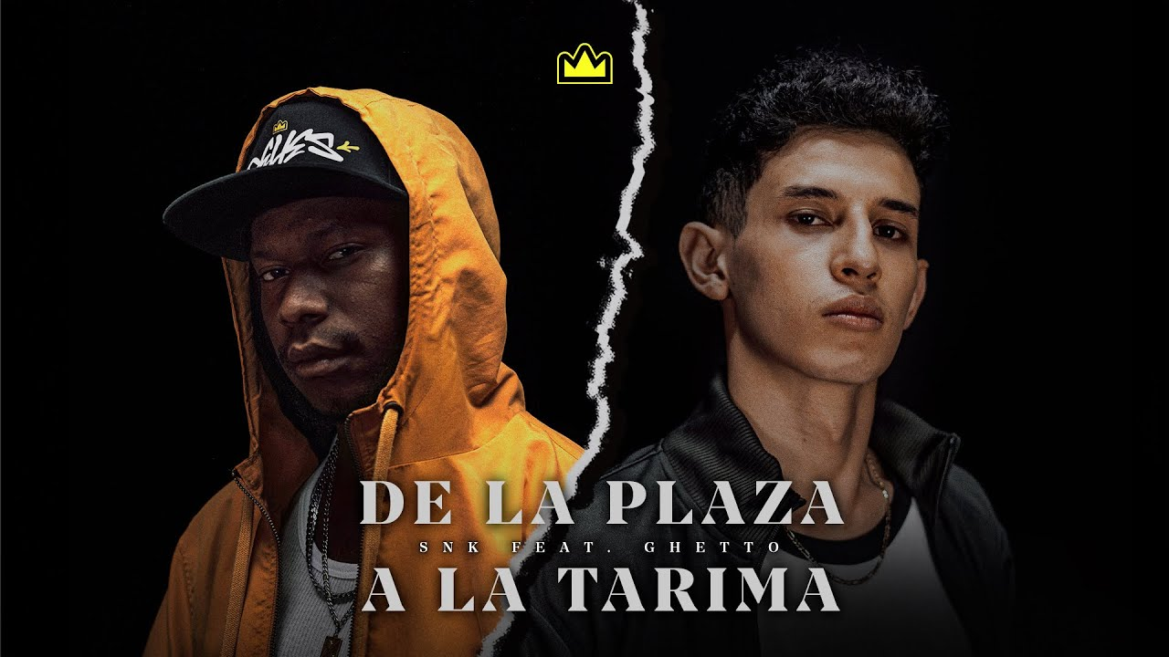 Download SNK ft Ghetto - De la plaza a la tarima   Prod. Javfaker Beats