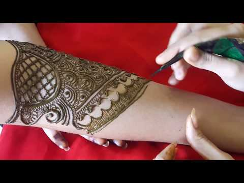 Full Hand Bridal Mehndi Designs Indian Wedding New Design|Best mehndi designs 2019 thumbnail