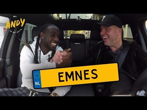 Marvin Emnes - Bij Andy in de auto