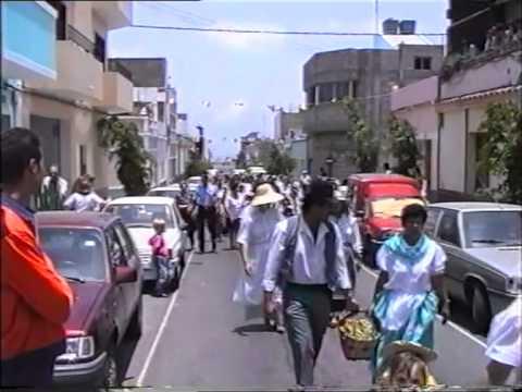 FIESTA DE SAN PEDRO DE  EJIDO TELDE GONZALO 1993 .mpg