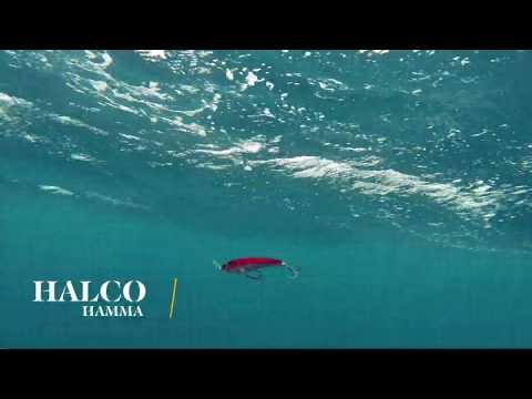 How Lures Swim: Halco Hamma