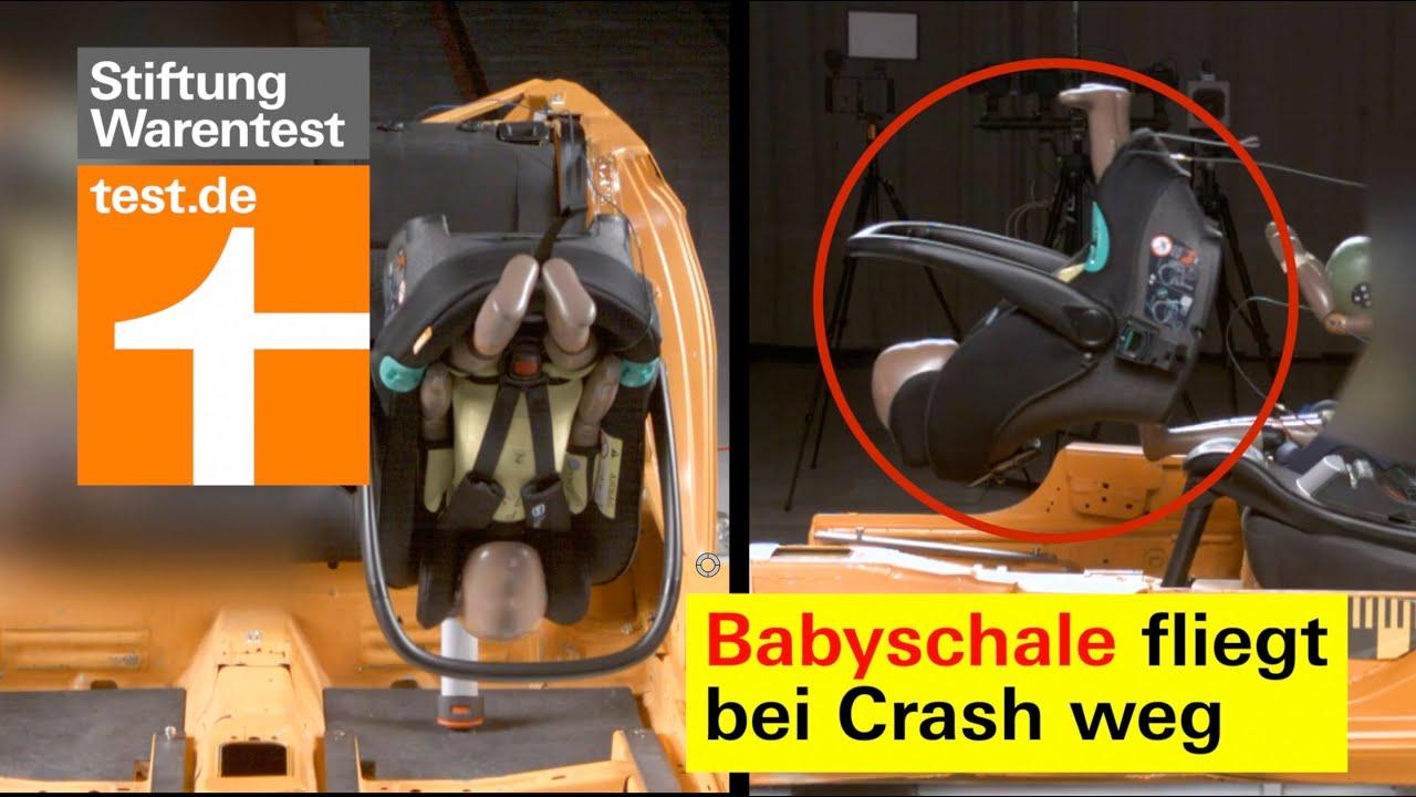 Dit autostoeltje komt als gevaarlijk uit de test van de ANWB!