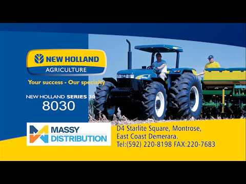 Massy Distribution-New Holland Tractor TVC