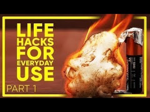 19 Useful life hacks for any situation. Tips & Tricks