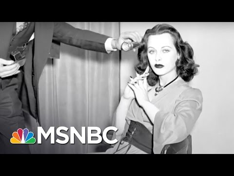 Hedy Lamarr: Scientist And Actress  7 Days Of Genius  MSNBC