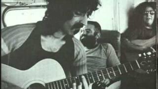 Black Napkins - Frank Zappa