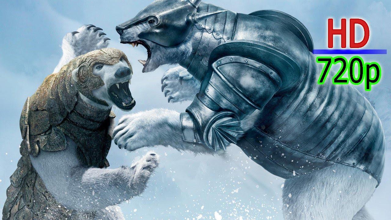 หมีขาว ปะทะ ราชาหมีขาว   /อภินิหารเข็มทิศทองคำ/ พากย์ไทย/เจมส์สัน สตูดีโอ