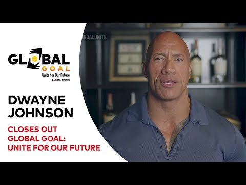 Dwayne Johnson Closes 'The Overall Objective: