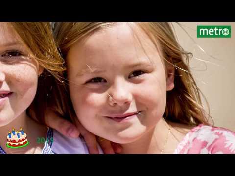 Prinses Ariane is tien jaar geworden en wat is ze veranderd!