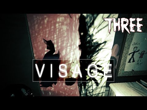 LUCY'S FRIEND! [3] - VISAGE Horror Game PC Full Gameplay Walkthrough with Oshikorosu.