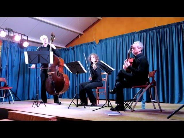 NACHSCHLAG Trio Camerata Trio 1 REM Antonio Ximenez Brufal