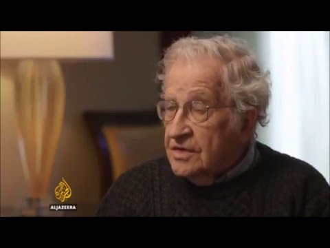 Chomsky: Russia is not imperialist, conquest of Crimea is interactive