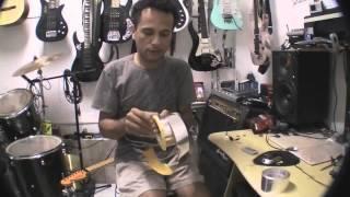 gilneyparson fita para blindar guitarra