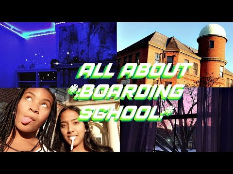 *:・゚what you need to know about boarding school:・゚*