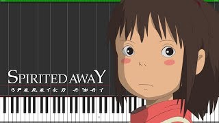 Video One Summer's Day - Spirited Away [Piano Tutorial] (Synthesia) // Knight Pianist ChacelX download MP3, 3GP, MP4, WEBM, AVI, FLV Agustus 2018