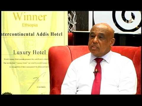 Intercontinentaladdis Hotel Luxury Award