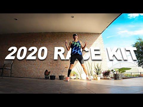 ครบทั้งตัวในคลิปเดียว! รีวิวชุด Nike ที่เลือกใส่วิ่งระยะมาราธอนในวันแข่งขันจริง 2020 Race Kit Review